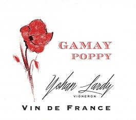 Vin de France Gamay Poppy